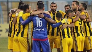 Arab Contractors vs Al Ittihad of Alexandria Egyptian Premier League