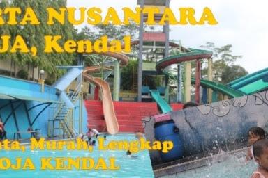 Kolam Renang Tirta Nusantara Cangkiran - Gambar, Harga Tiket Masuk, Alamat Lokasi + Rute