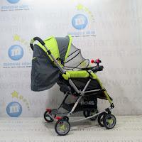 Does DS284 Lodeo Rocker Standard Baby Stroller