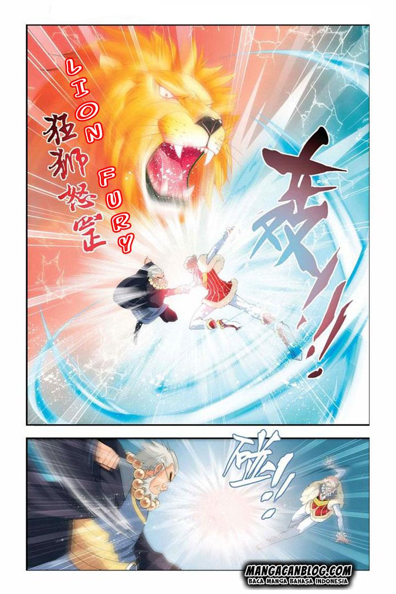 Battle Through Heaven Chapter 17-3