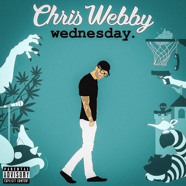 Chris Webby - Wednesday Cover