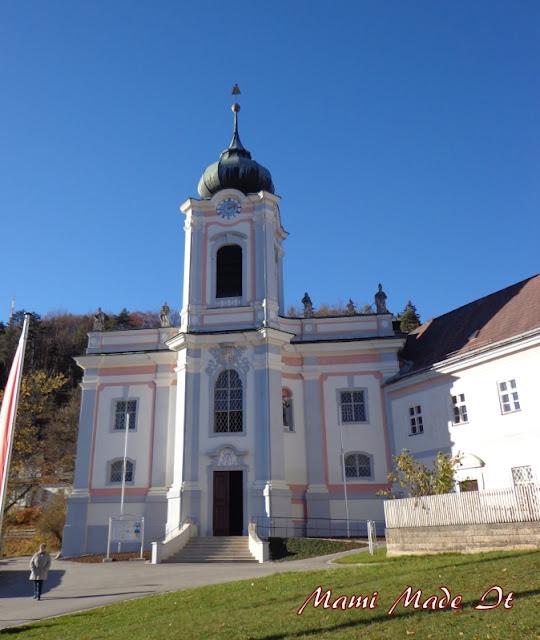 Wallfahrtskirche Mariahilfberg, Gemeinde Gutenstein