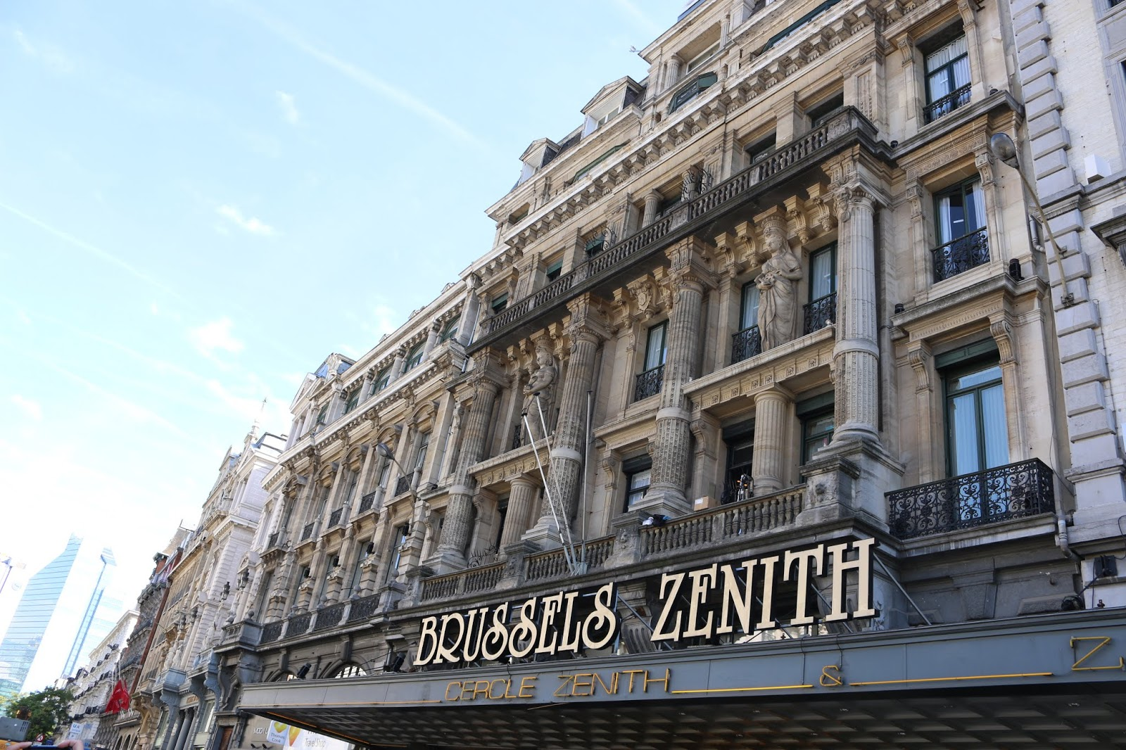 Brussels Zenith Casino
