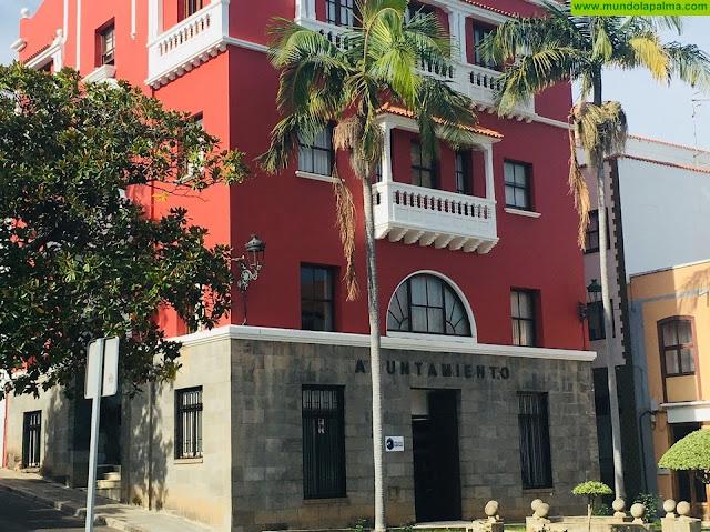 El pleno del Ayuntamiento de San Andrés y Sauces aprueba su Presupuesto más social, que asciende a 6,9 millones de euros