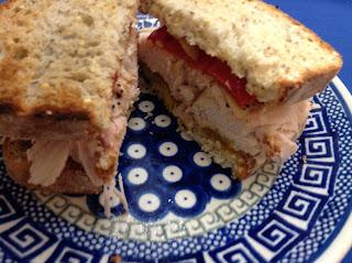Gluten Free Sandwich Series #3 Featuring Three Bakers Bread