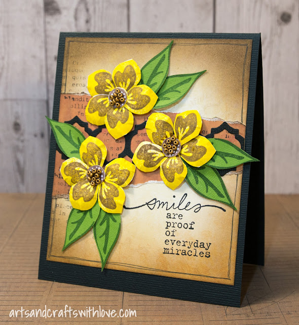 Cardmaking: Everyday miracles