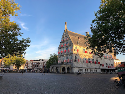 The old city hall of Gouda.