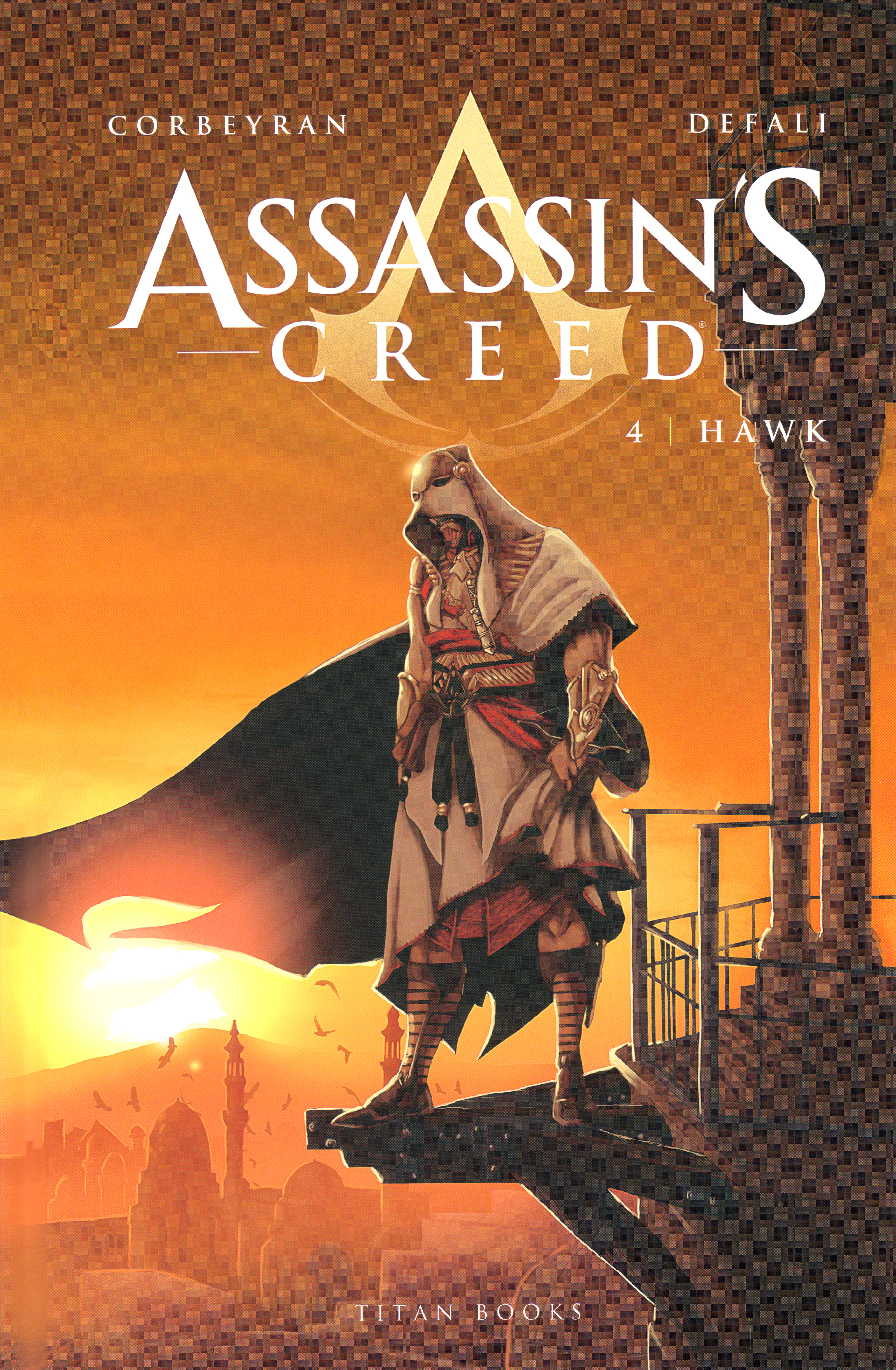Read online Assassin's Creed (2012) comic -  Issue #4 - 1