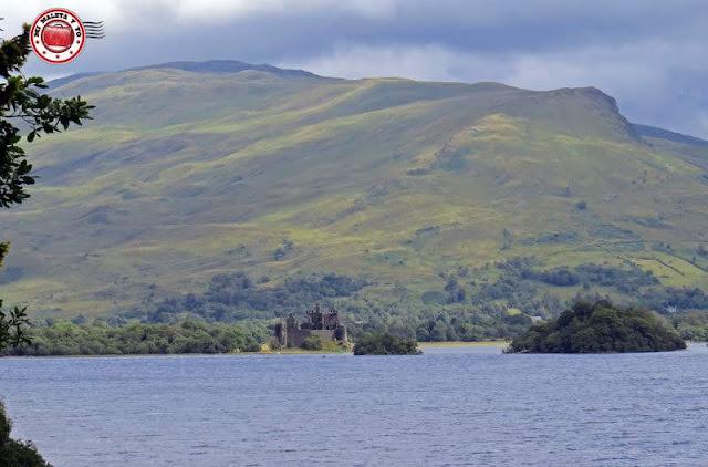 Escocia, Kilchurn Castle