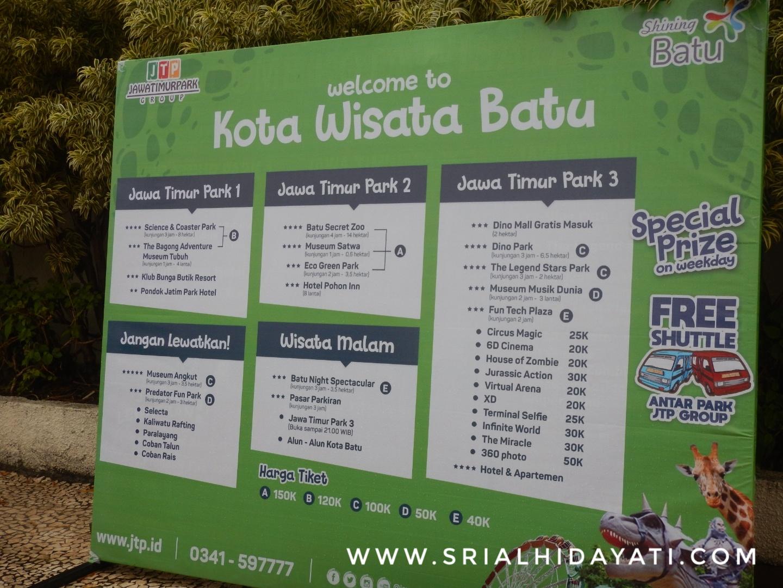 Sri Al Hidayati Blog Traveling Hemat Bandung Jatim Park 2