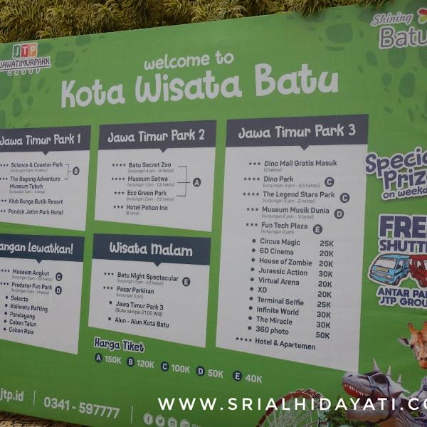 Traveling Hemat Bandung - Jatim Park 2