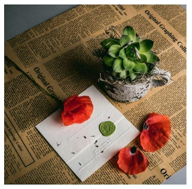 customize the inclusions and make your own paper pulp