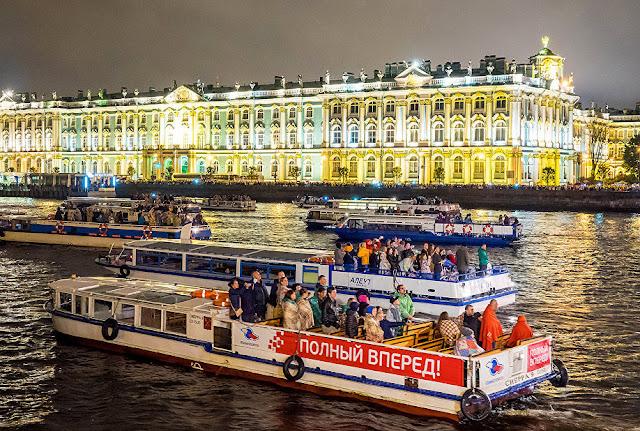 Η Αγ. Πετρούπολη, καλύτερος τουριστικός προορισμός το 2016