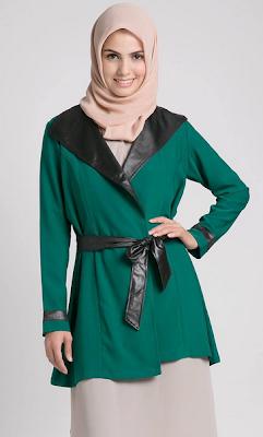 Koleksi Model Baju Muslim Dewasa Modern Terbaru