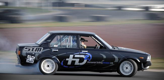 Corolla DX untuk Balap Drift