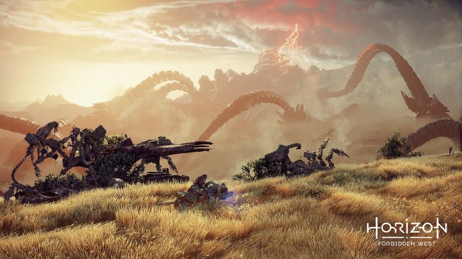 Horizon Forbidden West, PS5, 4K, #5.2032