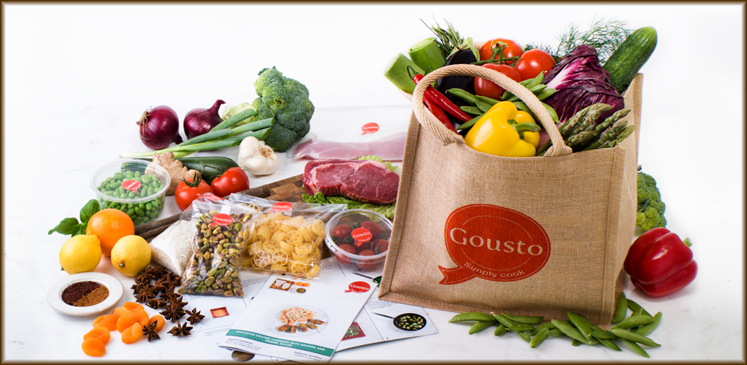 Gousto Food Delivery