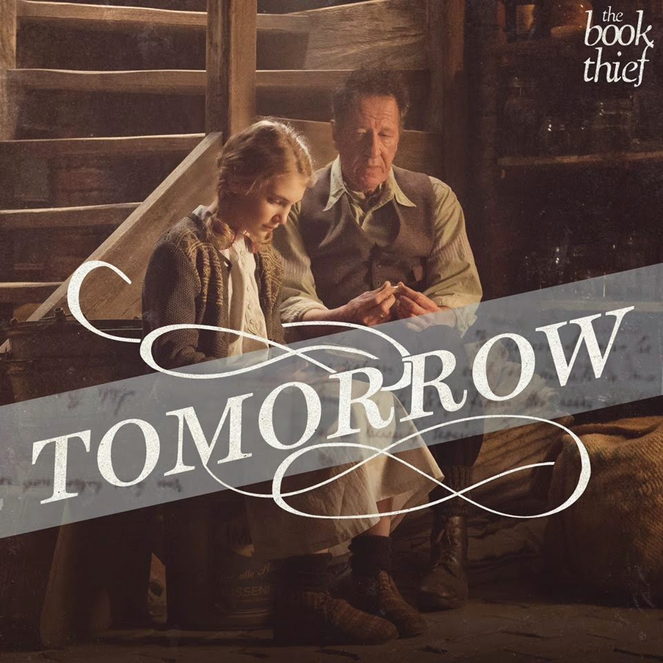 the book thief countdown tomorrow