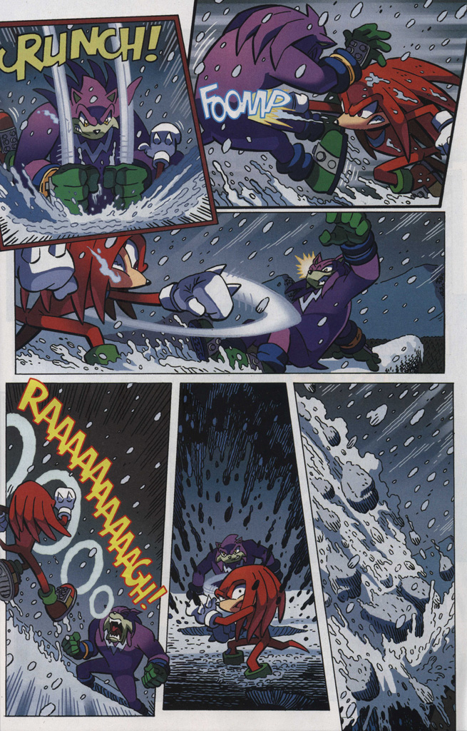 Read online Sonic The Hedgehog comic -  Issue #246 - 21
