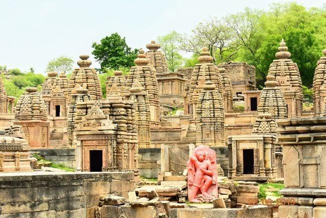 Bateshwar Restored Temples