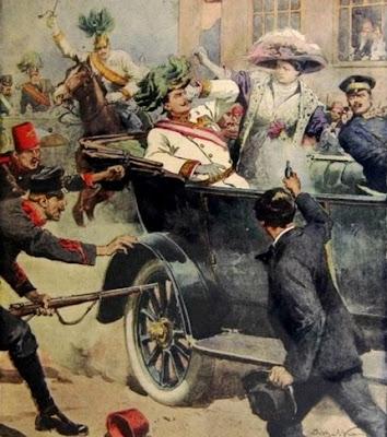 Francisco Ferdinando primeira guerra mundial