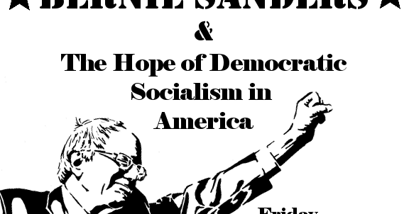 antiracismdsa: Bernie Sanders and the Hope for Democratic