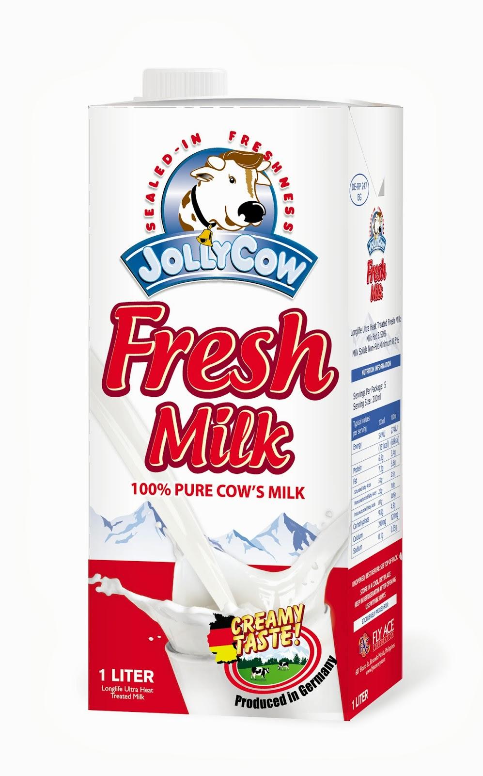 Luckyfinds: Jolly Cow Fresh Milk Campaign benefits ...