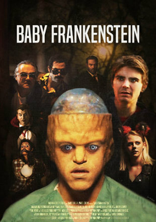 Baby Frankenstein 2018 HDRip 720p Dual Audio In Hindi English