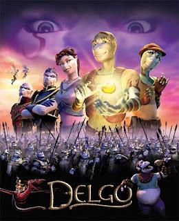 Anh Chàng Delgo