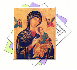 Hymns for feast of our lady of perpetual help/succor
