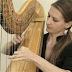 Ruth Bennet, Solista al arpa, en concierto de la OSA