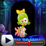 G4K Green Zombie Girl Res…