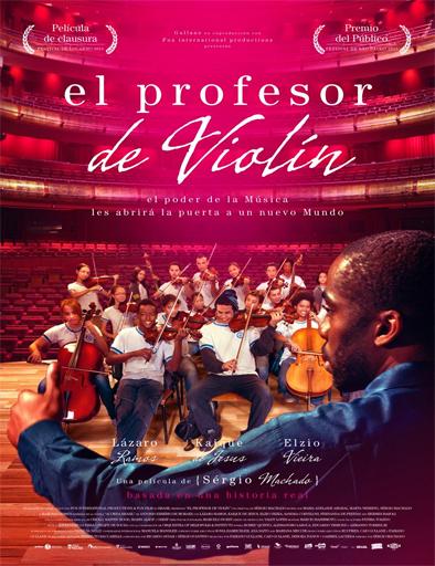 Ver El profesor de violín (2015) Online