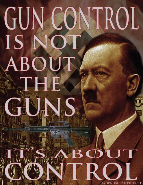 Brain Dead Zombies GUN CONTROL POSTERSGUNS VS CALLING