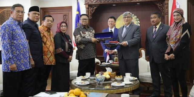 DPD RI terima kunjungan balasan Parlemen Malaysia