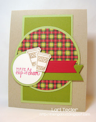 Have a Cup of Cheer-Designed by Lori Tecler-Inking Aloud-stamps and dies from Verve Stamps