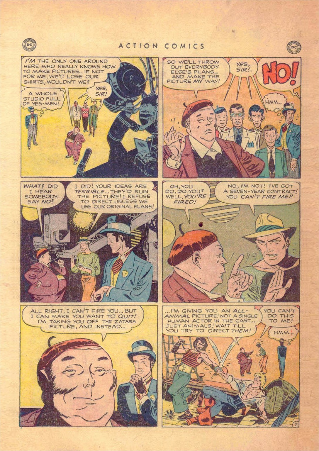 Read online Action Comics (1938) comic -  Issue #138 - 25
