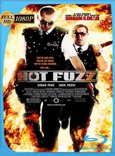 Hot Fuzz (Arma fatal) (2007)  HD [1080p] Latino [Mega] dizonHD