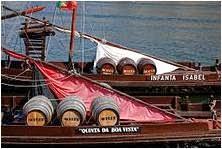 Μεταφορά βαρελιών Porto.