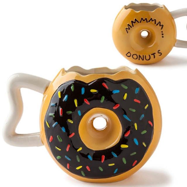 taza donut especial golosos y dulce