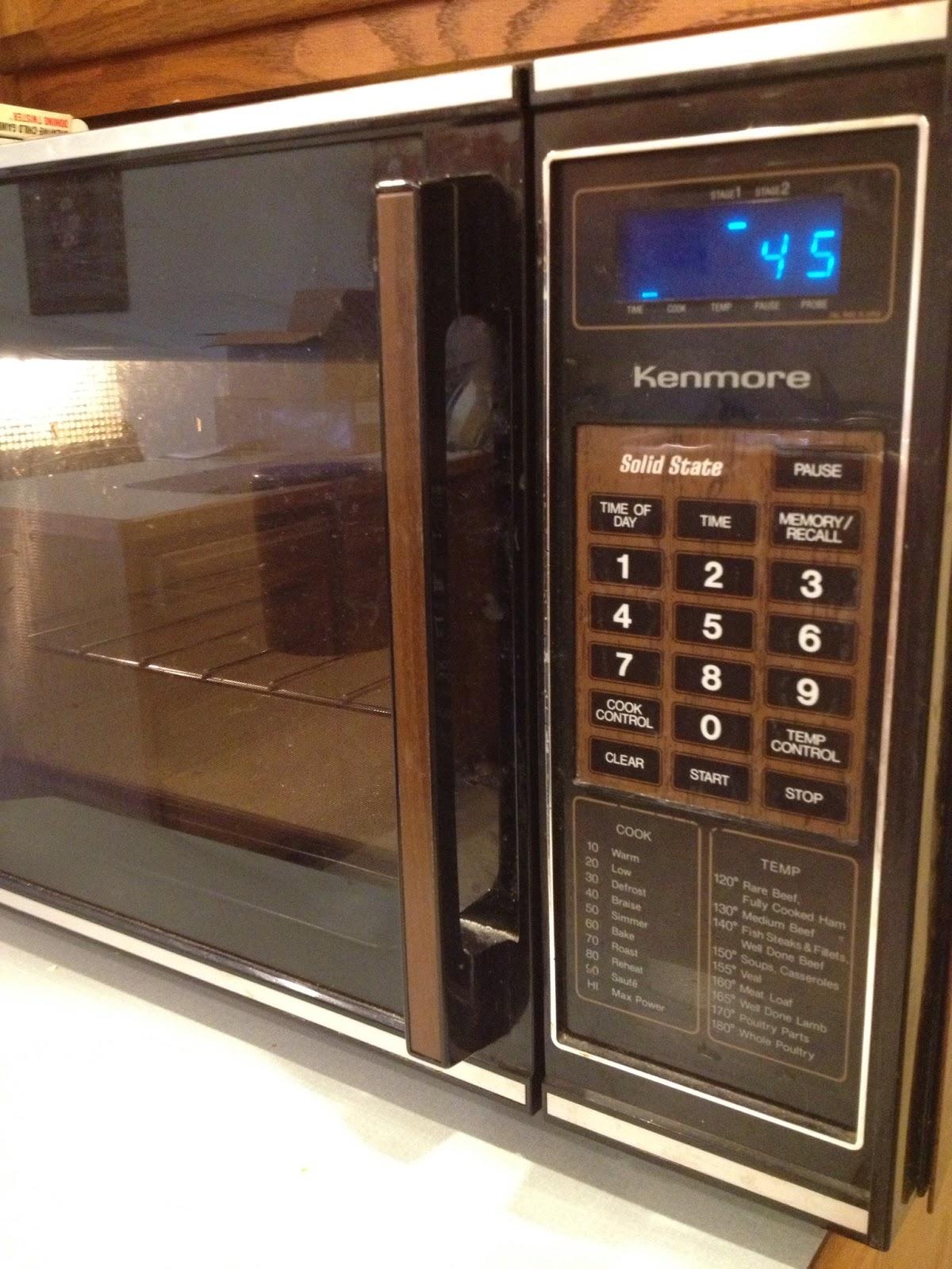 Brown Microwave Bestmicrowave
