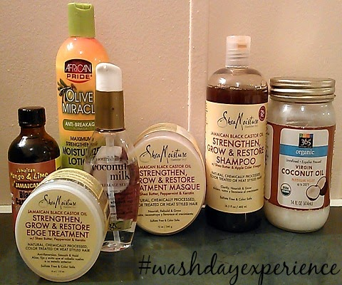 sheamoisture jamaican black castor oil