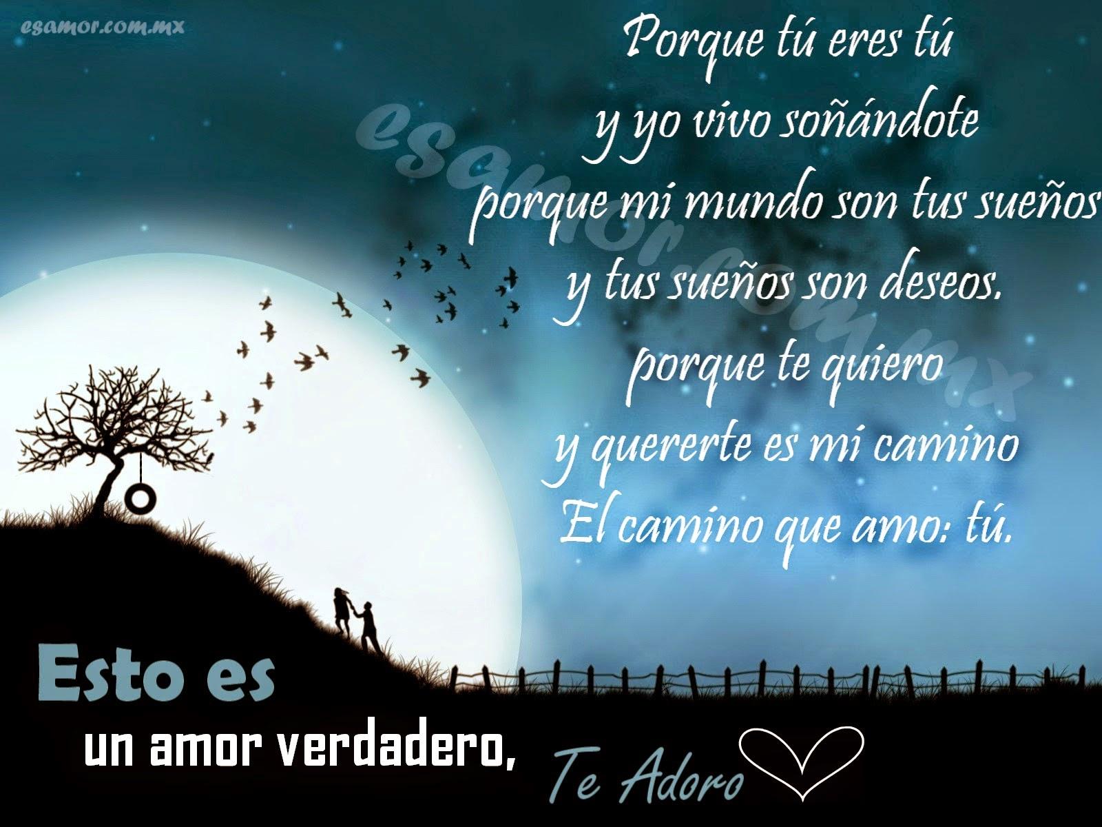 Frases De Amor Poemas Cortos Www Miifotos Com