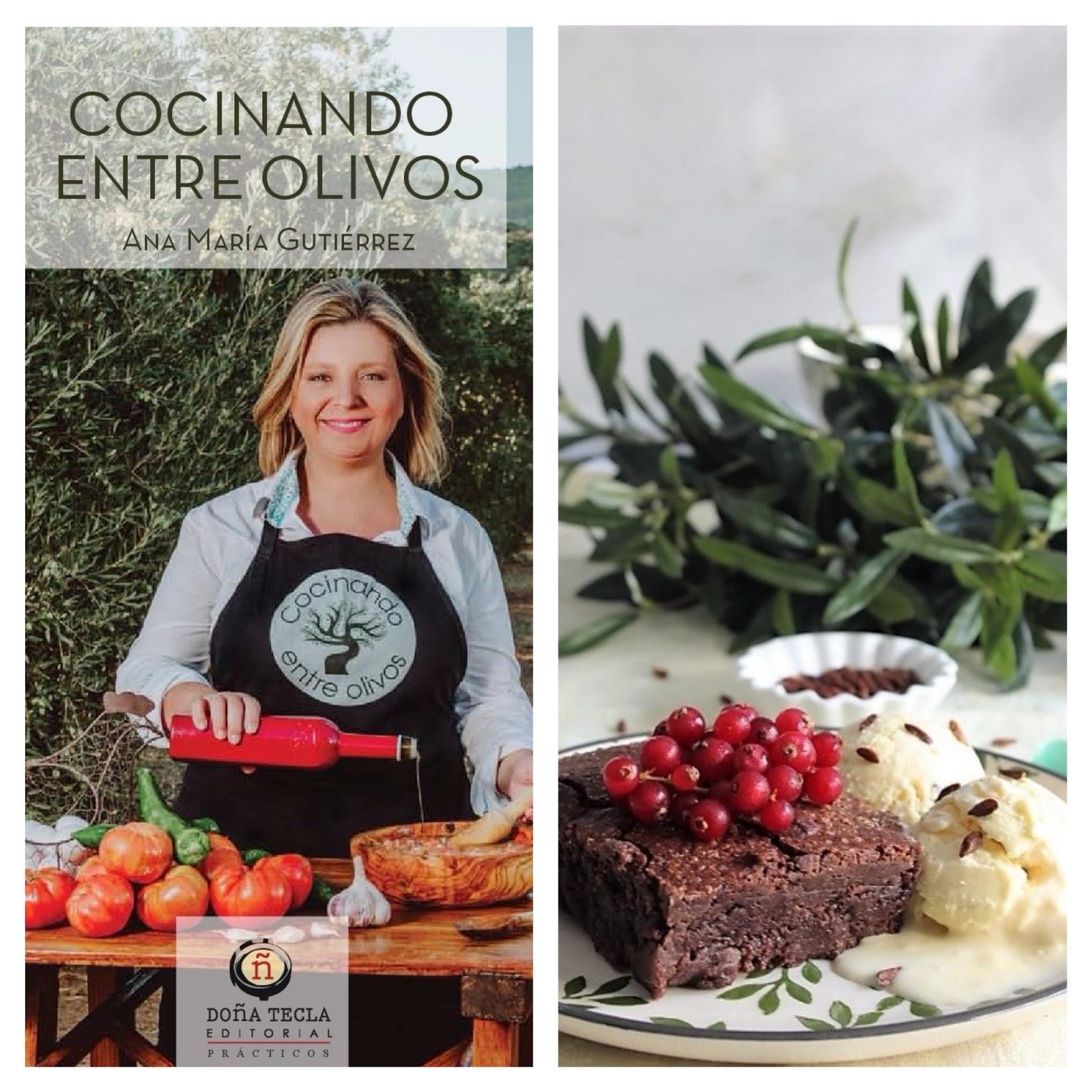 Cocinando Entre Olivos | Brownie Y Helado De Aove Cocinando Entre Olivos Las Recetas De