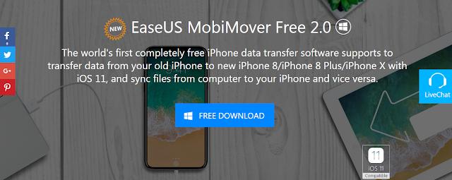 لمستخدمي الآيفون ... كيف تقوم بتحويل ملفاتك من جهاز لجهاز او تحديث هاتفك لنظام جديد دون فقدان ملفاتك ؟