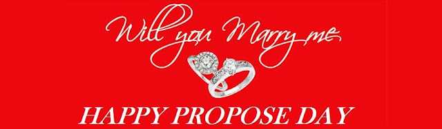 Happy Propose Day Facebook Timeline Pic