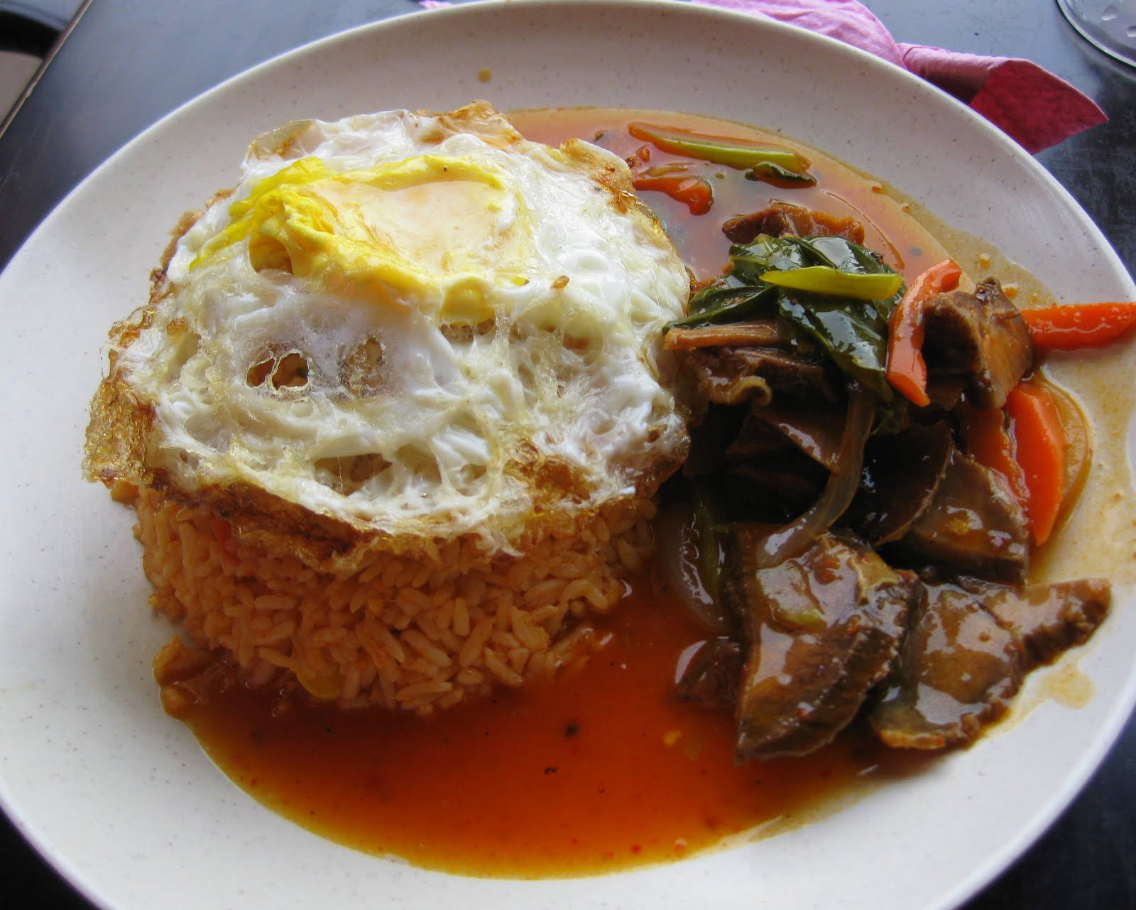 Nasi Goreng USA Daging