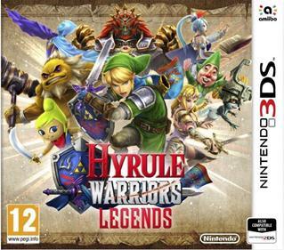 Hyrule Warriors Legends, 3DS, Español, Mega, Mediafire