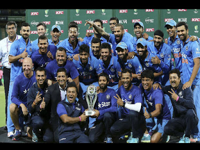 (IND) India Team Squad | Players List | t20 World Cup 2016