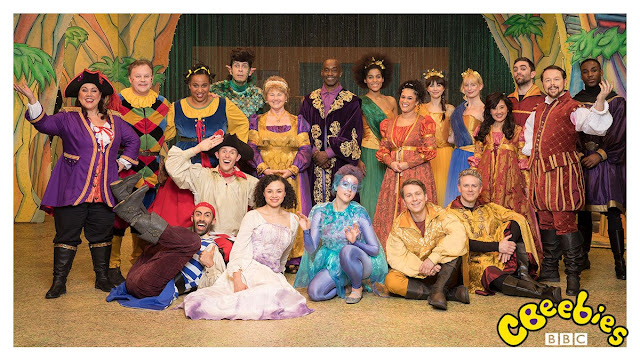 CBeebies The Tempest Cast